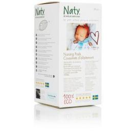 Naty Nature Babycare Prsní vložky pro kojící ženy 30ks