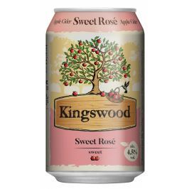 Kingswood Sweet Rose cider plech