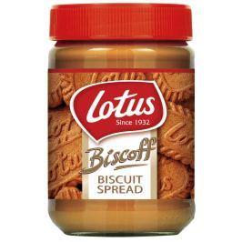 LOTUS-pomazánka z karamelizovaných sušenek hladká