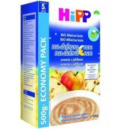 HiPP BIO mléčná kaše na dobrou noc jablečná s ovesnými vločkami