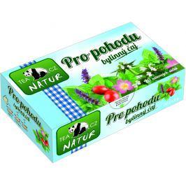 LEROS Panda Natur  Pro pohodu bylinný čaj