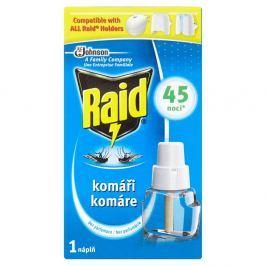 Raid Proti komárům tekutá náplň na 45 nocí