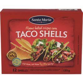 Santa Maria Tex Mex Taco shells