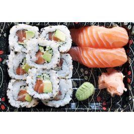 Wasabi Sushi Sushi Box 3 - 2ks Nigiri losos, 8ks California sezam