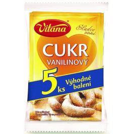 Vitana Vanilínový cukr pack 5ks