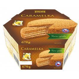 Můj dortík medový dort Caramelka