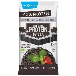 MAX SPORT NUTRITION PROTEIN ORGANIC PASTA těstoviny black beans