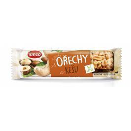 Emco Tyčinka s ořechy a kešu