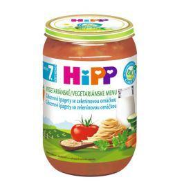 HiPP BIO Celozrnné špagety se zeleninovou omáčkou