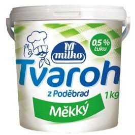 Milko Tvaroh měkký kbelík 1kg