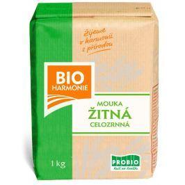 PROBIO Žitná mouka celozrnná jemně mletá 1kg