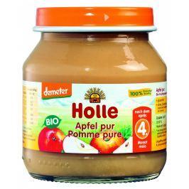 Holle Bio dětská přesnídávka 100% jablíčko
