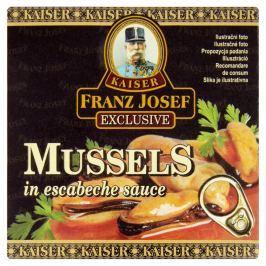F.J.Kaiser Mušle v nálevu escabeche