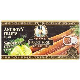 F.J.Kaiser Sardelové filety v oleji