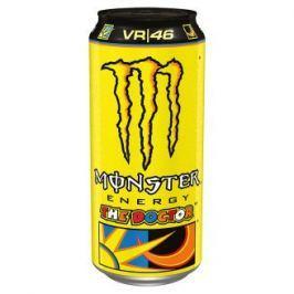 Monster Energy The Doctor Sycený energetický nápoj