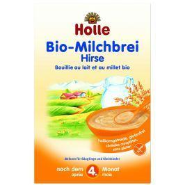 Holle Bio  jahelná mléčná kaše vhodná od 6. měsíce věku