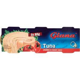 Giana Tuňák kousky v tomatě Pack