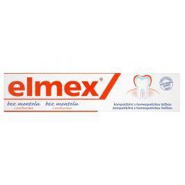 Elmex Zubní pasta bez mentolu s aminfluoridem