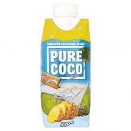 Pure Coco s příchutí ananasu