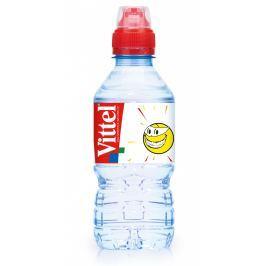 Vittel KIDS Smiley minerální voda Sport PET