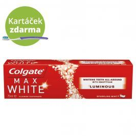 Colgate Max White One Luminous Zubní pasta