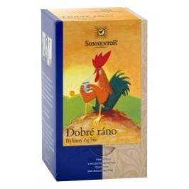 Sonnentor Dobré ráno BIO porc.dvoukomorový čaj