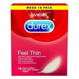 Durex Feel Thin 18ks