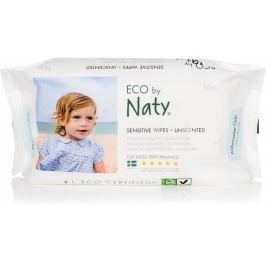 Naty Nature Babycare ECO vlhčené ubrousky bez vůně 56ks - pro citlivou pokožku