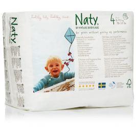 Naty Nature Babycare Jednorázové bio natahovací plenkové kalhotky Maxi 8-15kg (velikost 4) 22ks