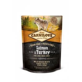 VZOREK: Carnilove Salmon & Turkey for Large Breed Adult 1ks