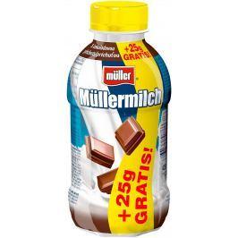 Müllermilch Mléčný nápoj čokoláda+25% Zdarma