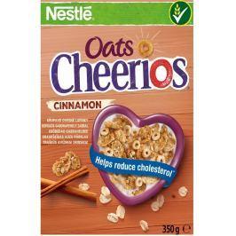 Nestlé Cheerios Oats Cinnamon ovesné cereálie skořicové