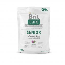 VZOREK: Brit Care Senior Lamb & Rice 1ks