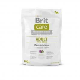 VZOREK: Brit Care Adult Small Breed Lamb & Rice 1ks