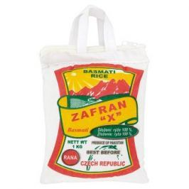 Zafran Tandoori Rýže basmati 1kg