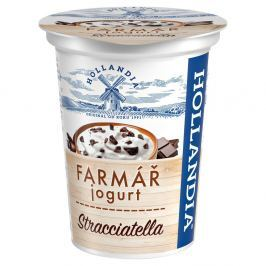 Hollandia jogurt krémový Farmář stracciatella