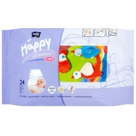 Bella Baby HAPPY čistící ubrousky 24 ks