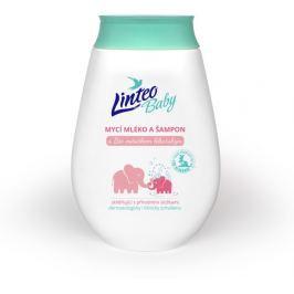 Linteo Baby Dětské mycí mléko a šampón
