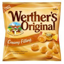 Werther´s Original Creamy Filling (caramel creme)