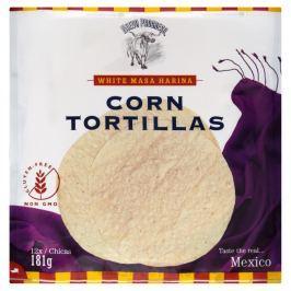 Nuevo Progreso Mexické kukuřičné tortilly 15cm