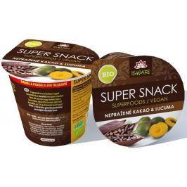 Iswari Supersnack kakao & lucuma BIO