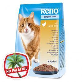 Reno granule pro kočky s drůbežím