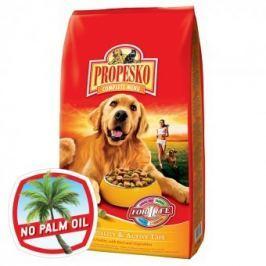 Propesko ForVitality - s drůbežím, s hovězím a zeleninou granule pro psy