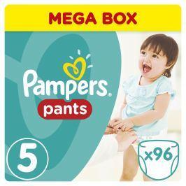 Pampers Pants Plenkové Kalhotky Junior Mega Box 12-18kg (velikost 5) 96ks
