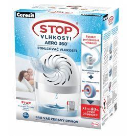 Ceresit STOP VLHKOSTI AERO 360° přístroj bílý