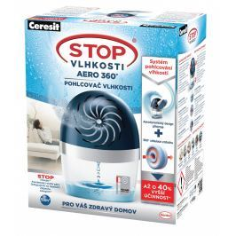 Ceresit STOP VLHKOSTI AERO 360° přístroj