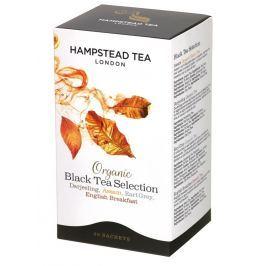 Hampstead Tea BIO selekce černých čajů 20ks