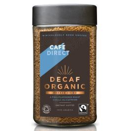 Cafédirect BIO Peru instantní káva bez kofeinu