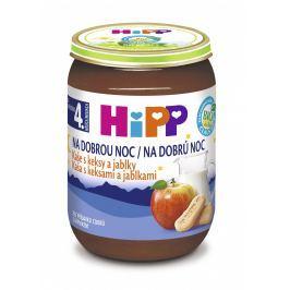 HiPP Bio Kaše na dobrou noc s keksy a jablky