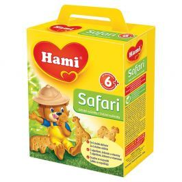 Hami sušenky Safari